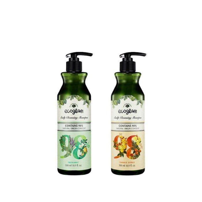Happy Shop   ecoglam shampoo 500ml