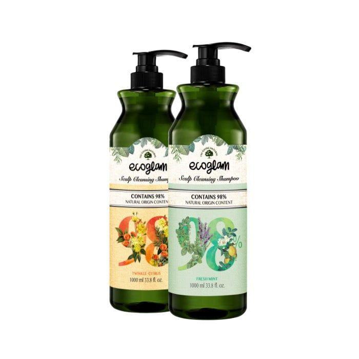 Happy Shop | ecoglam shampoo bundle